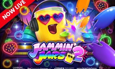 ush Gaming heads back onto the dance floor with Jammin' Jars 2