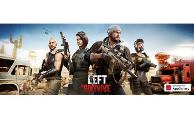 Left to Survive Arrives on AppGallery with Massive Promotion Following Huawei Partnership