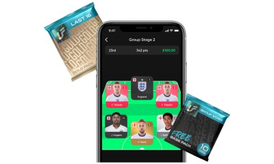 Low6 launches UltimateFan ahead of The 2020 UEFA European Football Championship