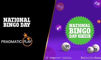 Pragmatic Play Set for First Ever National Bingo Day