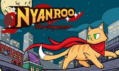16-bit platformer Nyanroo The Supercat Wins Fan Favorite Vote Round 11 at the Game Development World Championship 2021!