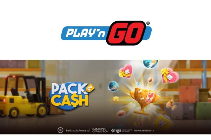 Play'n GO mengemas pukulan dengan judul terbaru mereka