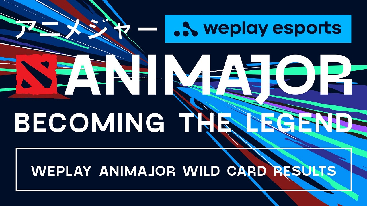 WePlay AniMajor Wild Card Stage Results