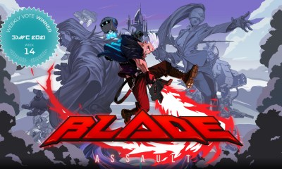 Blade Assault Slices and Dices to Victory in Fan Favorite Vote 14 at GDWC 2021!
