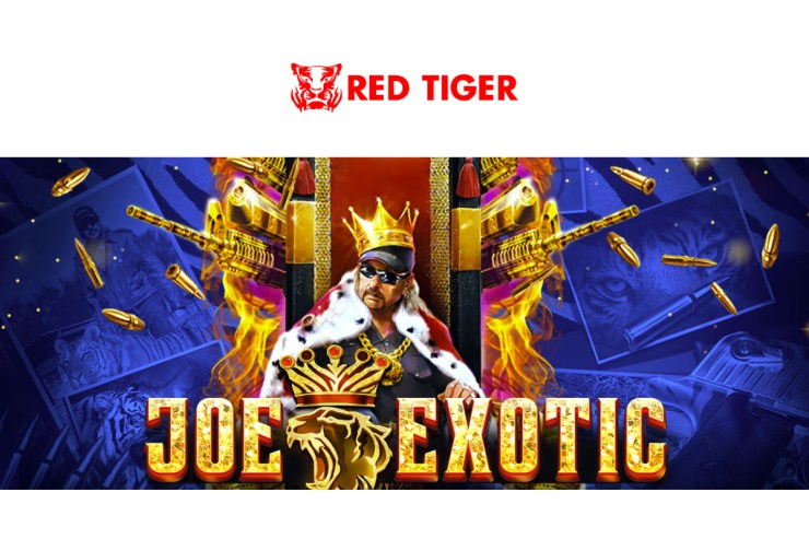 Red Tiger memperkenalkan slot Joe Exotic™ baru