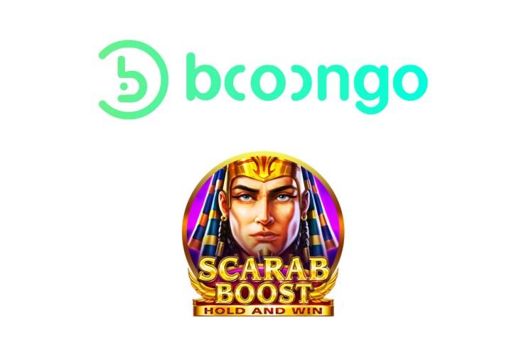 Booongo menggali kekayaan besar di Hold and Win hit Scarab Boost
