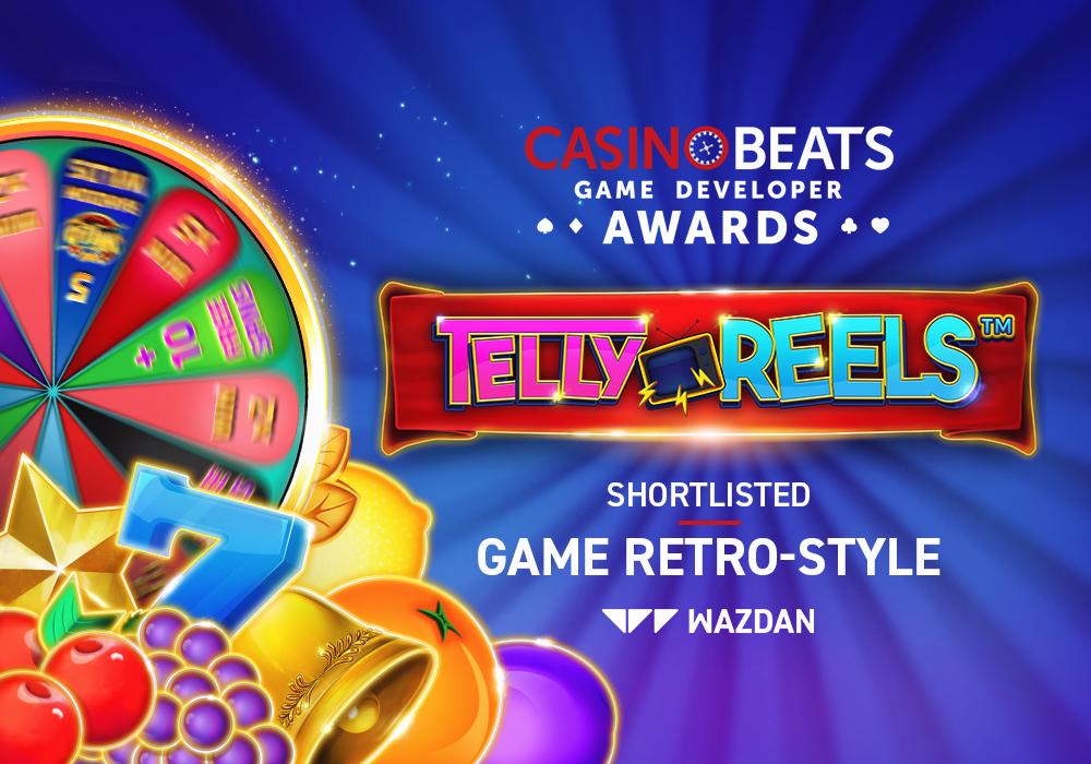 Wazdan gains retro recognition nomination at CasinoBeats Game Developer Awards