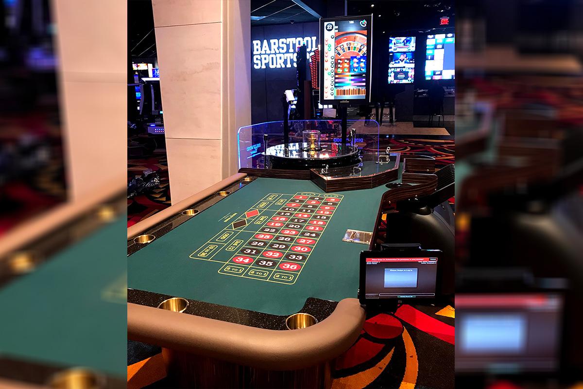 TCSJOHNHUXLEY supplies the new Hollywood Casino York in Pennsylvania