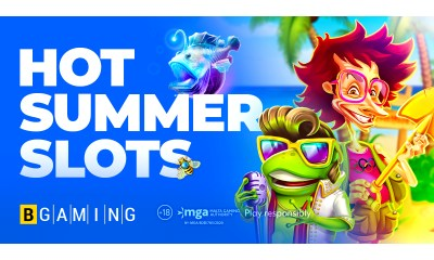 From ocean treasures hunt to Hawaii adventure: BGaming gathered 5 hot slots for summer fun