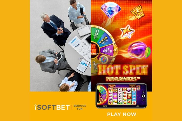 iSoftBet siap untuk sekuel panas dalam seri Hot Spin – Hot Spin Megaways™
