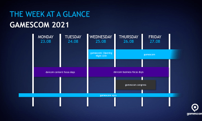 gamescom 2021 focuses on the societal potential of games for the post-pandemic era