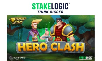 Heroes assemble: new Stakelogic slot hits the market
