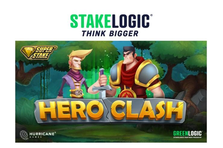 Pahlawan berkumpul: slot Stakelogic baru memasuki pasar