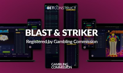 BetConstruct Given the Green Light to Provide Blast and Striker under its UKGC Licence
