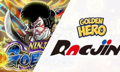 Golden Hero adds Racjin in their strategic Partnership Program