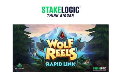 Hear the beasts roar with Wolf Reels Rapid Link