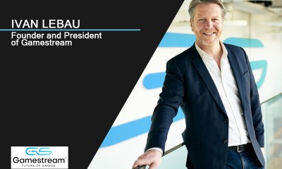 Exclusive Q&A with Ivan Lebeau, Founder and President of Gamestream