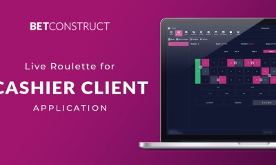 BetConstruct enables its Live Roulette for Betshop Operations