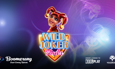 Yggdrasil add a new spin to classic slots with Boomerang's latest hit Wild Joker Stacks