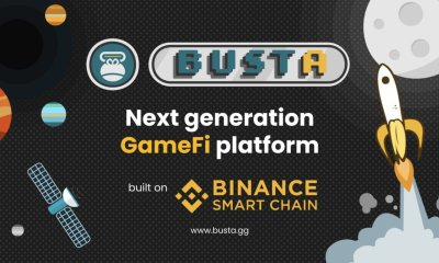 BUSTA Launches the First of Its Kind GameFi Platform on Binance Smart Chain