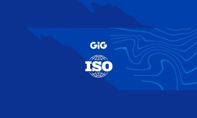 GiG awarded ISO 27001 re-certification on primary platform products and office locations