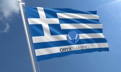 Bragg's ORYX Gaming Awarded License in Greece