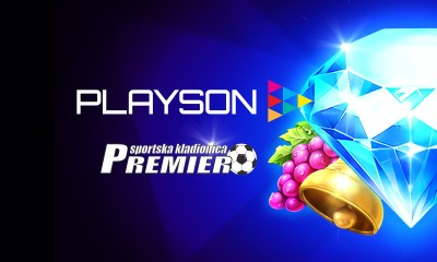 Playson games now live with Premier sportska kladionica