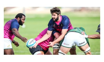 Betway become Associate Sponsor of the South African national rugby team