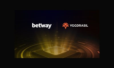 Yggdrasil signs content supply deal with leading operator Betway