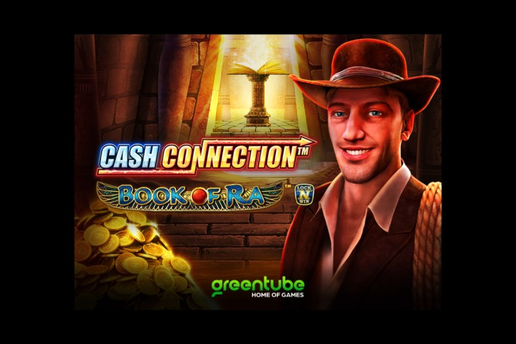 Greentube embarks on a new adventure in Cash Connection ™ - Book of Ra ™