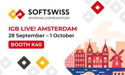SOFTSWISS is Going to iGB Live! Expo
