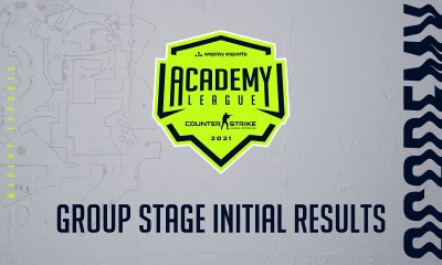 WePlay Academy League Season 2 Group Stage Initial Results