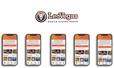 LEOVEGAS ADDS AI-POWERED ONSITE MESSAGES TO INCREASE AWARENESS OF SAFER GAMBLING