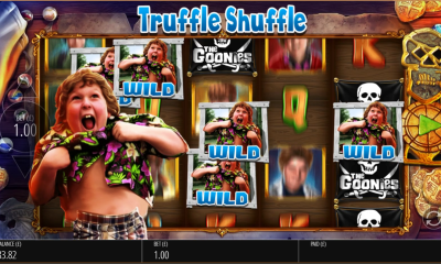 Blueprint Gaming unveils eagerly anticipated release of The Goonies™ Return