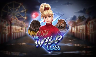 The Wild Class are set to scare