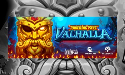 Yggdrasil hunts for Viking riches in Towering Pays Valhalla