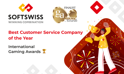 SOFTSWISS wins Best Customer Service Company of the Year at IGA