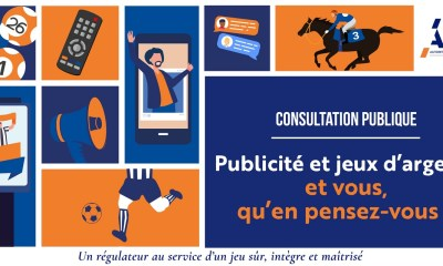 Advertising and gambling: the ANJ launches a broad public consultation of different stakeholders