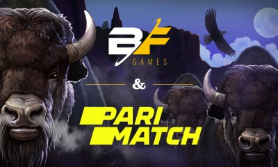 BF Games content live with Parimatch