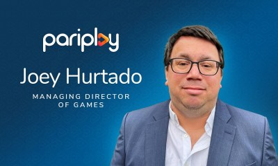 Pariplay appoints Joey Hurtado as new Managing Director of Games