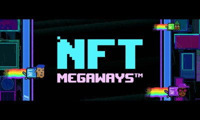 EVOLUTION BUYS FOUR CRYPTOPUNKS TO DISPLAY IN NEW NFT MEGAWAYS™ SLOT
