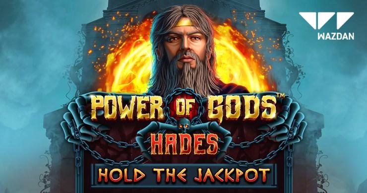 Wazdan membuka gerbang dunia bawah dengan Power of Gods™: Hades release