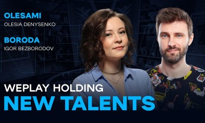 WePlay Holding New Talents Announcement