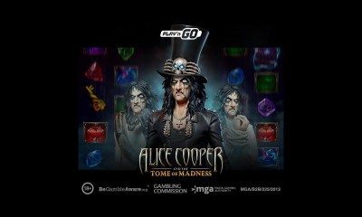 Dare you enter the nightmarish world of Alice Cooper?