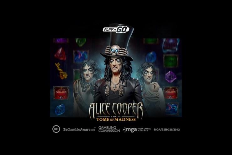 Beranikah Anda memasuki dunia mimpi buruk Alice Cooper?