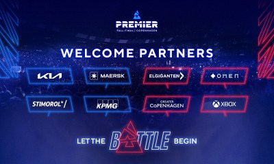 Eight partners on board for BLAST Premier's return to arena events at November's Fall Final