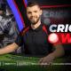 Ezugi launches brand-new card game, Cricket War