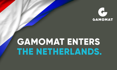 GAMOMAT games now available in the Netherlands
