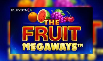 Playson enriches portfolio with The Fruit Megaways™