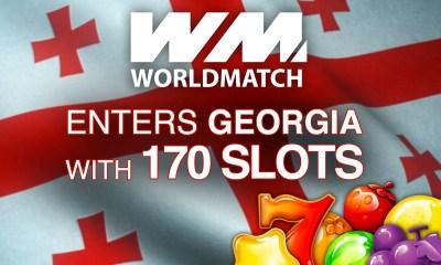 WorldMatch enters Georgia with 170 slots